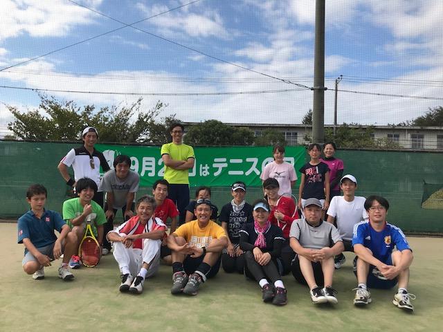 2018テニスの日イベント